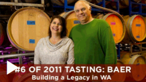Wine Spectator - Baer Winery Building a Legacy